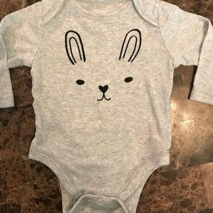 Bunny Bodysuit for Baby